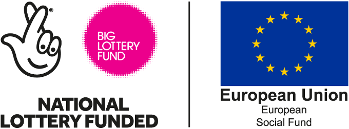 Lottery Funded European Union Social Fund